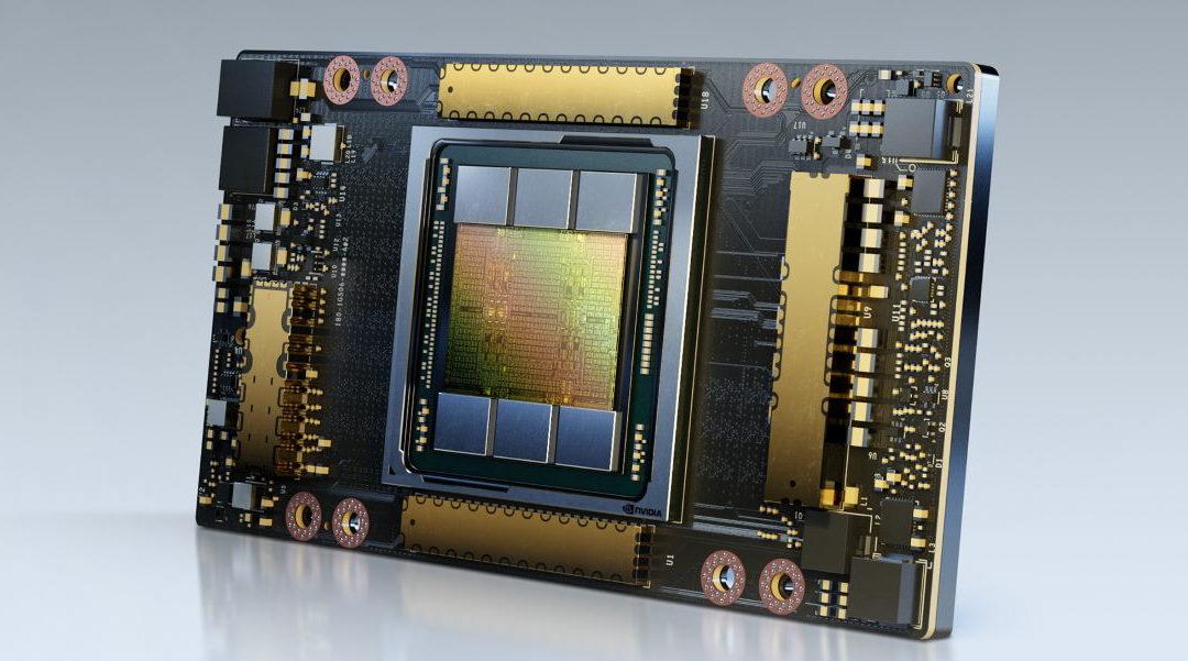 NVIDIA duplica la memoria de su GPU A100 para cargas de trabajo de IA