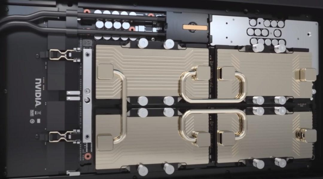 NVIDIA presenta centro de datos portátil: DGX Station A100