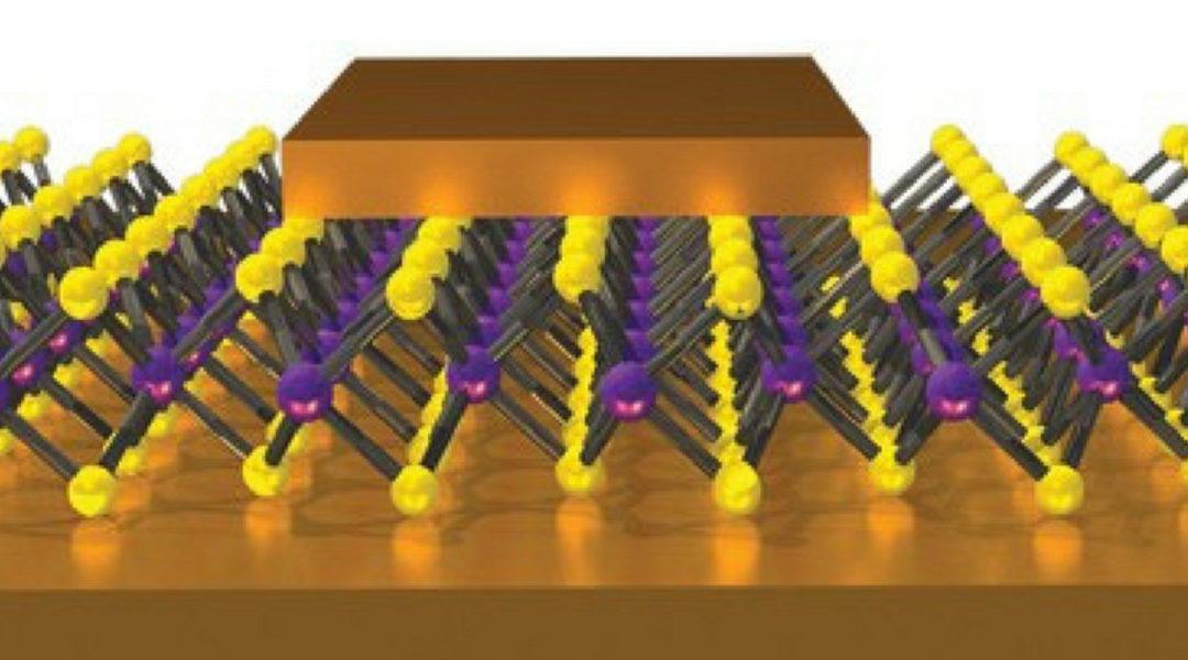 Crean dispositivo de memoria de un nanómetro cuadrado