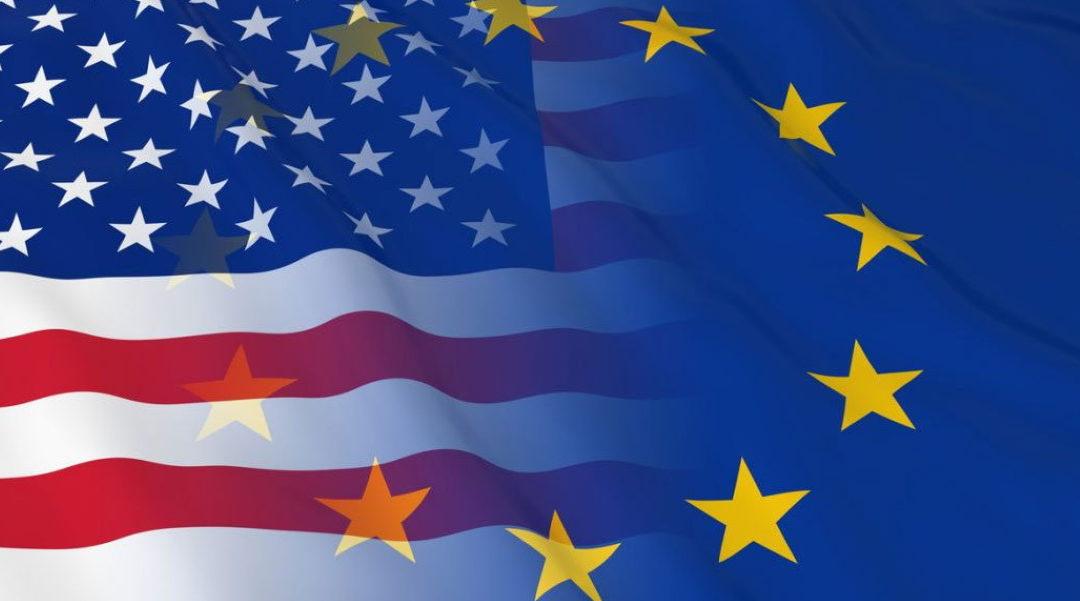 La UE y EE.UU. intentarán frenar a Amazon, Apple, Google, Facebook y Microsoft
