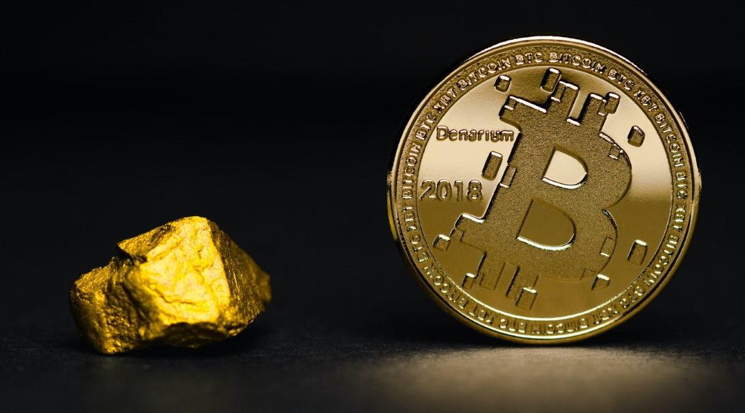 Bitcoin alcanza los 42.000 dólares – es comparada con el oro
