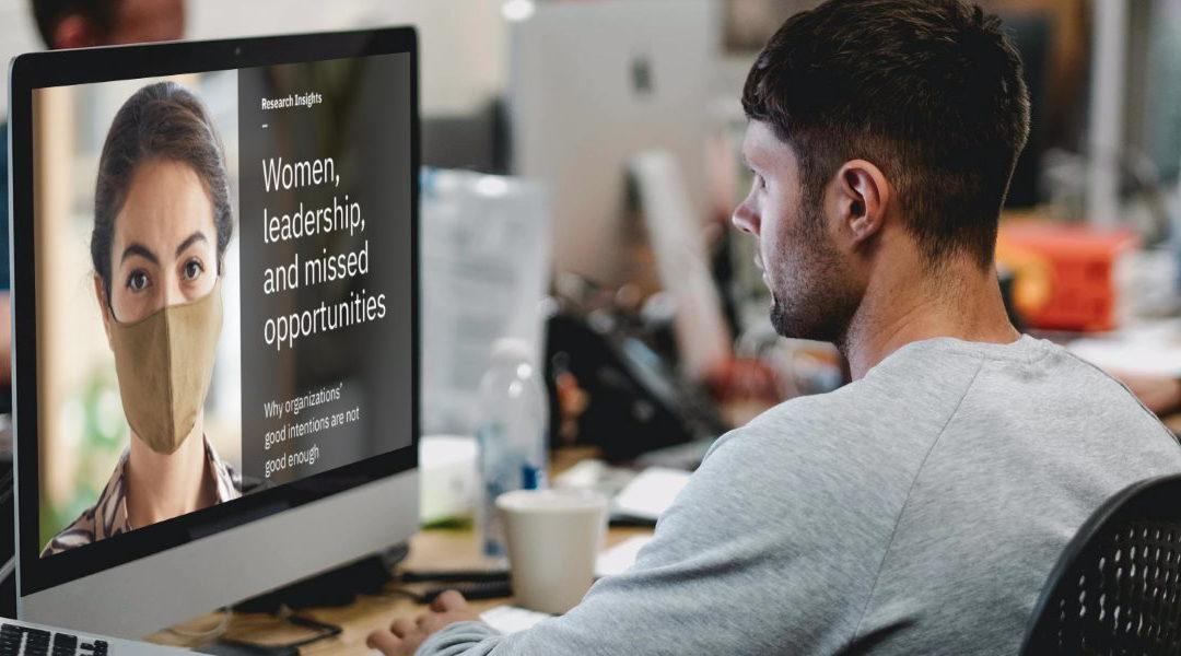 IBM: El avance de la mujer no es una prioridad para el 70% de las organizaciones mundiales