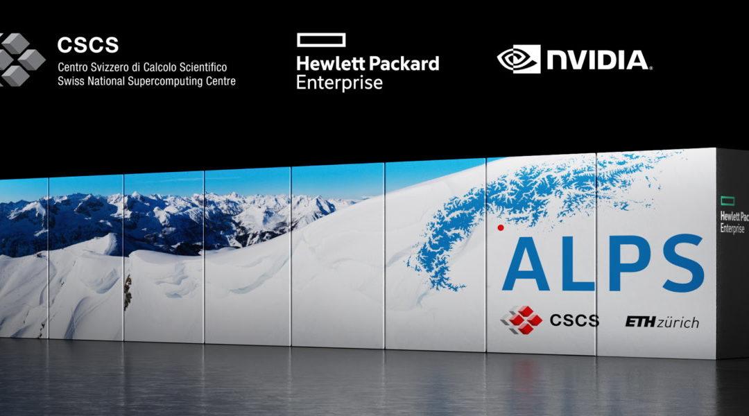 La nueva CPU Grace de NVIDIA impulsará la supercomputadora con capacidad de IA más potente del mundo
