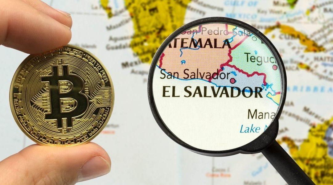 Bitcoin se convierte en moneda de curso legal en El Salvador