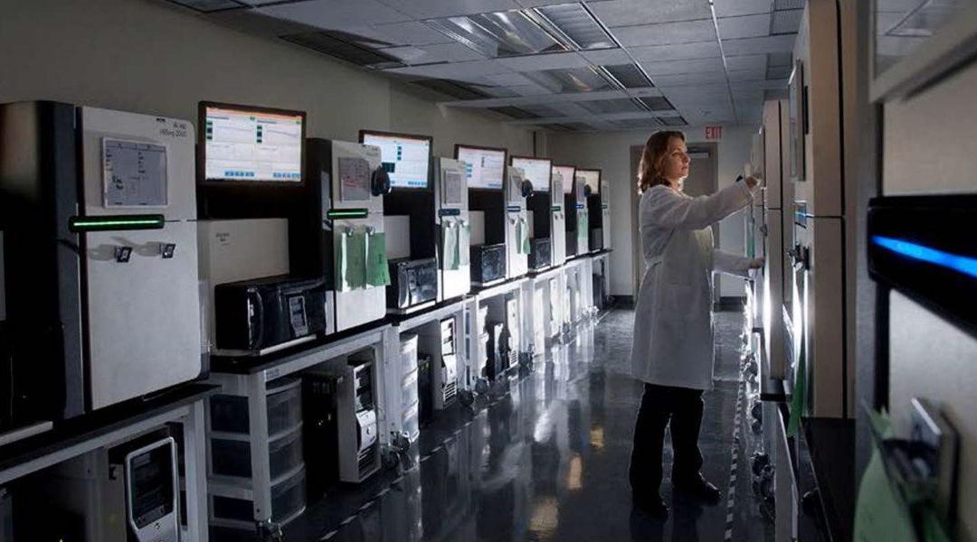 Intel y Google avanzan en la investigación biomédica